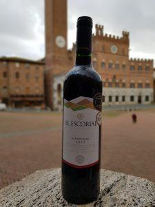 El Escorial Vino Sangiovese